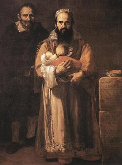 The Bearded Woman (1631) by José de Ribera Hospital de Tavera, Toledo