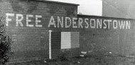 Fig 1 Lenadoon Avenue, Suffolk, West Belfast, 1979