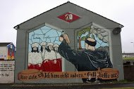 Fig 11 Martin Luther, Boundary Way, Lower Shankill, 2014