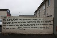 Fig 12 The Protestant Reformation, Boundary Way, Lower Shankill, 2014