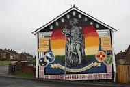 Fig 19 Lenadoon Cú Chulainn, Lenadoon Avenue, Belfast, 2010