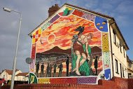 Fig 21 Poleglass Cú Chulainn , Glenbawn Avenue, Belfast, 2014