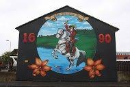 Fig 27 King William, Shankill Parade, Lower Shankill, Belfast, 2008