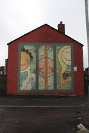 Fig 32 Kids mural, Brompton Park, Ardoyne, Belfast, 2009