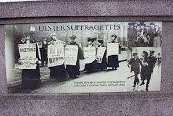Fig 35 Ulster Suffragettes, Donegall Road, South Belfast, 2014