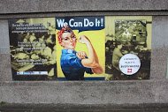 Fig 36 A Woman's Place is Everywhere, Donegall Road, South Belfast, 2014