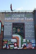 Fig 42 Coiste, Divis Street, West Belfast, 2010