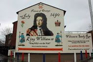 Fig 50 King Billy's On The Wall, Sandy Row, South Belfast, 2014
