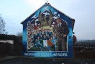 Fig 58 Working Class Heroes, Ballymurphy Crescent, Ballymurphy, Belfast, 2014