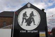Fig 63 Pilgrims, Dee Street-Newtownards Road, East Belfast, 2011