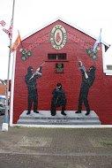 Fig 66 UVF, Castlereagh Road, East Belfast, 2014