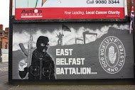 Fig 67 East Belfast Battalion, Ravenhill Road, East Belfast, 2014