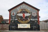 Fig 72 Red Hand Comando, Ballyminetragh Gardens, Bloomfield Estate, Bangor, 2014