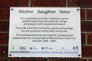 Fig 80 Mother Sister daughter (2), Mervue Street, Tigers Bay, Belfast, 2009