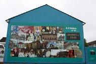 Fig 9 History of the Shankill, Boundary Way, Lower Shankill, 2014