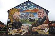 Fig 26 Flight of the Earls, Ardoyne Avenue, Ardoyne, Belfast, 2010.