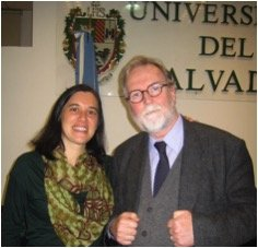 Juan José Delaney and Carolina P. Amador-Moreno